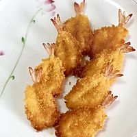 黄金虾排的做法图解6