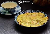 红枣小米糊和土豆丝煎饼#一机多能 一席饪选#的做法