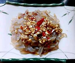 凉拌海蜇皮的做法