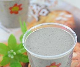 芝麻核桃酸奶的做法