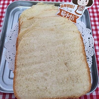 """爱上易小焙从""""原味切片面包""""开始"""