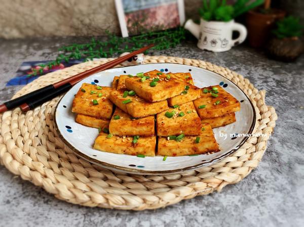 香辣烤豆腐的做法