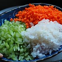 【芝士肉酱焗意面】——COUSS CO-6001出品的做法图解2