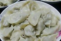 饺子(萝卜肉馅)的做法