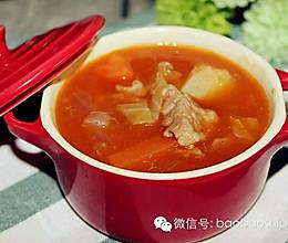 回家去,炖一锅开胃浓汤,好吃到想哭  简易罗宋汤的做法
