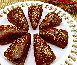 【蔓德拉的厨房】黑糖发糕的做法