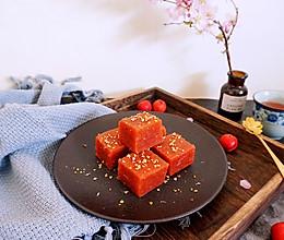#百变水果花样吃#零添加山楂糕的做法