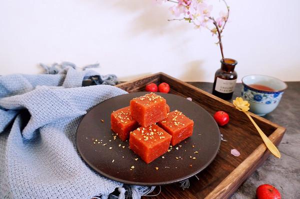 #百变水果花样吃#零添加山楂糕