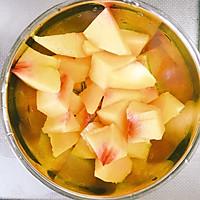 超快手的黄桃蛋挞(减糖版)的做法图解2