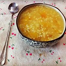 黄米红薯粥
