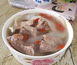 玉竹排骨汤的做法