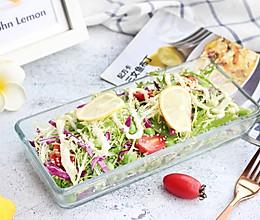 每吃一口感觉瘦三斤【经典蔬菜沙拉】的做法