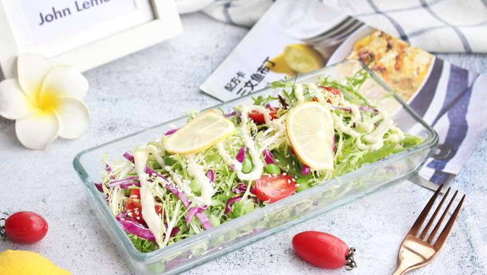 每吃一口感觉瘦三斤【经典蔬菜沙拉】
