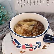 鲜香菌菇肉丸汤