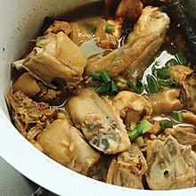 沙姜麻油鸡
