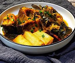 味噌鮰鱼的做法