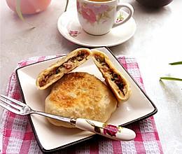 私厨秘制——香煎咸肉馅饼的做法