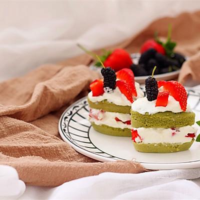 抹茶小蛋糕