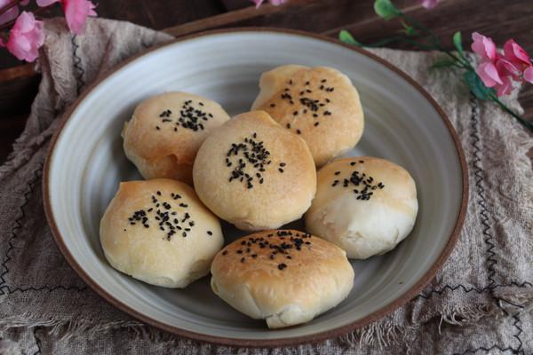 超酥的红豆酥饼的做法