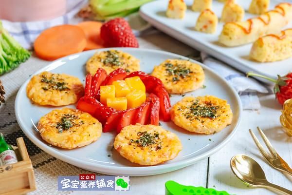 开胃番茄米饼~宝宝辅食