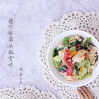 快手晚餐——营养好吃的上海菜饭的做法图解8