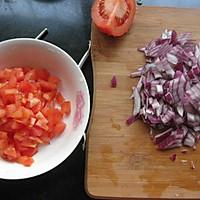 番茄肉酱焗饭#百吉福芝士力量#的做法图解4