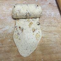 减肥佳品 全麦核桃土司 中种法的做法图解17