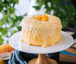 杨枝甘露爆浆蛋糕的做法
