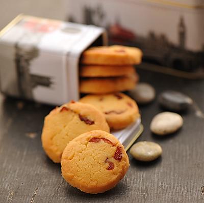 巧用废弃材料制作蔓越莓曲奇饼干