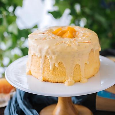 杨枝甘露爆浆蛋糕