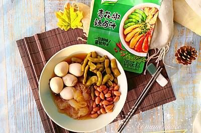 适合炎炎夏日餐桌上的一道凉菜——青花椒辣卤菜
