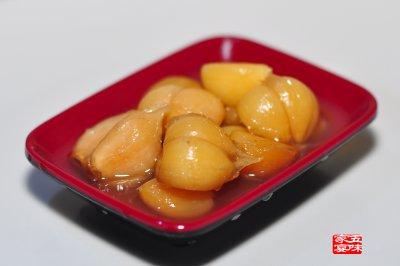 糖醋蒜头(简易法)