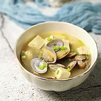 花甲豆腐味噌汤的做法图解4