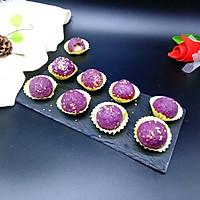 芝士紫薯球#每道菜都是一台食光机#的做法图解16