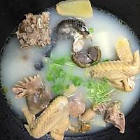 清炖鸡汤#每道菜都是一台时光机#的做法图解7
