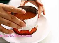 草莓提拉米苏的做法图解6