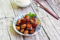 栗子红烧肉#铁釜烧饭就是香#的做法