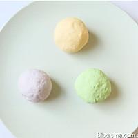 彩色饺子的做法图解2