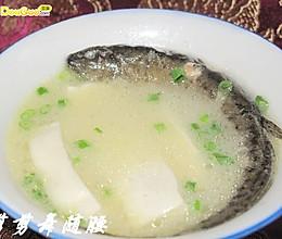 滋补去火的泥鳅炖豆腐--豆果美食的做法