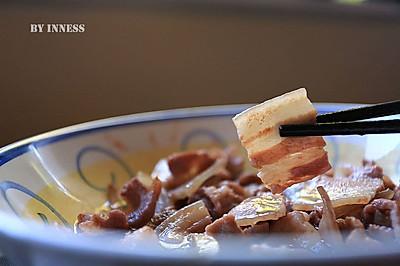 超级下饭的【虾酱蒸猪腩肉】粤式经典家常菜