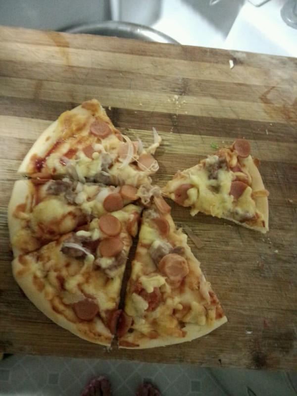 披萨的做法