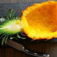 小朋友不好好吃饭必杀技--泰式菠萝饭的做法图解2