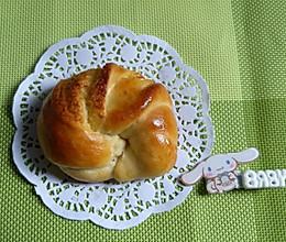 椰蓉面包圈的做法