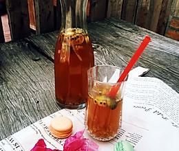 香茅草青橘冰爽茶的做法