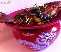 鲤鱼跃龙门——红烧鲤鱼的做法