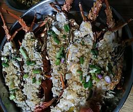 澳洲龙虾的做法