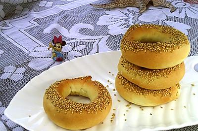 土耳其面包圈#美味烤箱菜,就等你来做!#