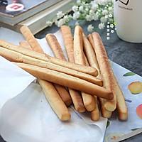小麦胚芽面包条#美的FUN烤箱·焙有FUN儿#