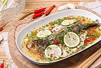 泰式青柠鲈鱼的做法