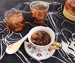 二花蜜茶-清热祛湿的做法